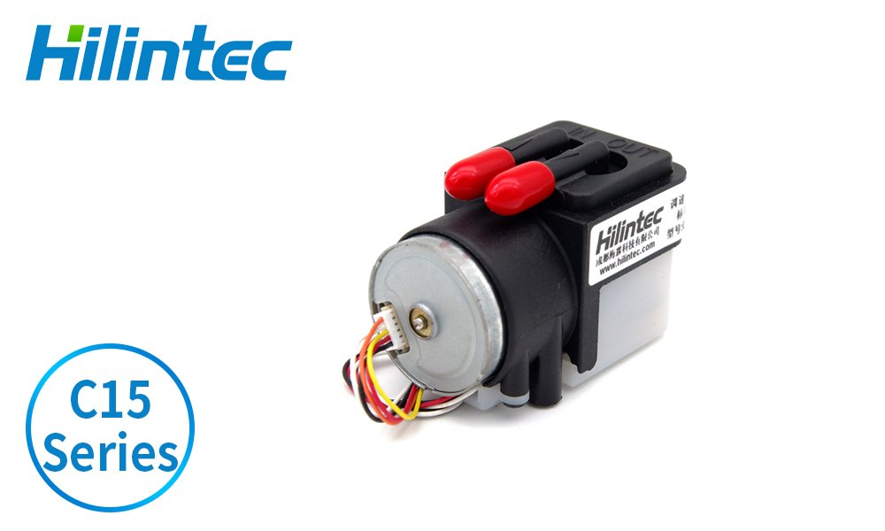 C15 series wide voltage diaphragm micro vacuum pump
